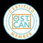 OSTCAN Certified Member Logo